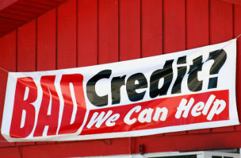 house loans for bad credit